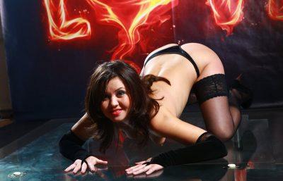 Проститутка Лера4